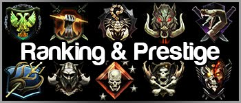 Black Ops 2 Ranking and Prestige Mode